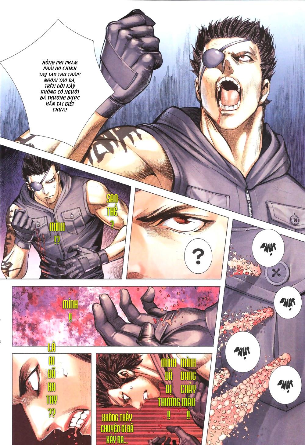 Đại Quân Phiệt chap 9 trang 16
