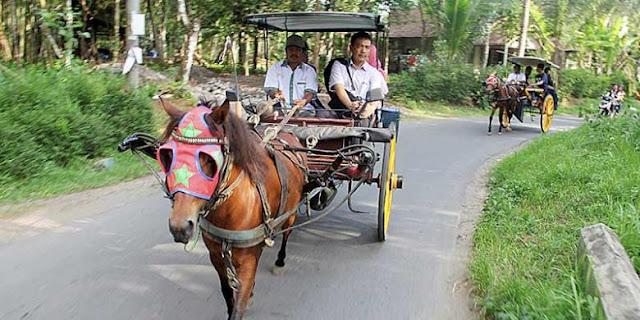 Membangun Kampoeng Wisata, Meraup Berkah dari Karisma Candi Borobudur