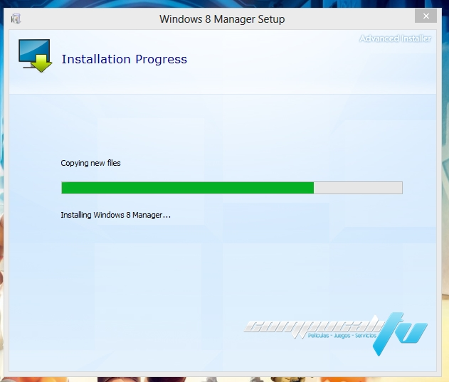 Windows 8 Manager 2.1 Full Final Optimiza y Limpia