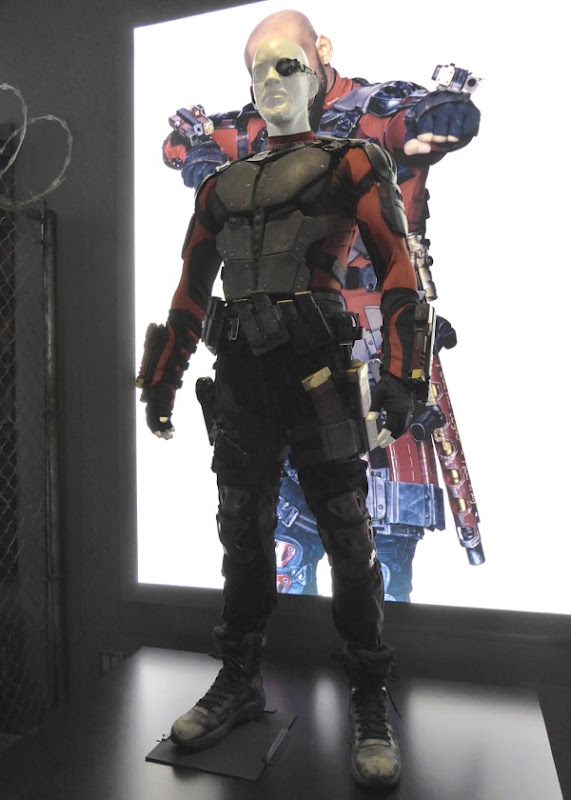 Original Deadshot Suicide Squad film costume