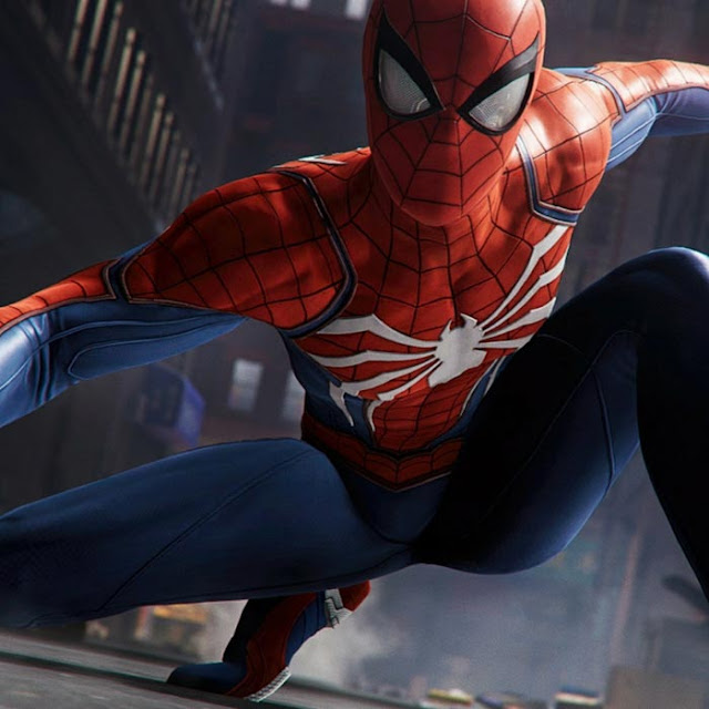Spiderman Game 2018 Wallpaper Engine