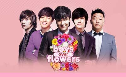 Drama Jepang Boys Over Flowers Season 2