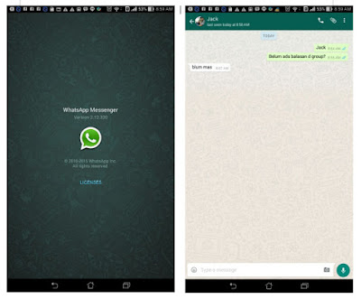 WhatsApp v2.12.330 APK Original Edition