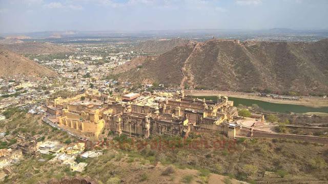 जयगढ़ फोर्ट जयपुर - कैमरे की नजर से