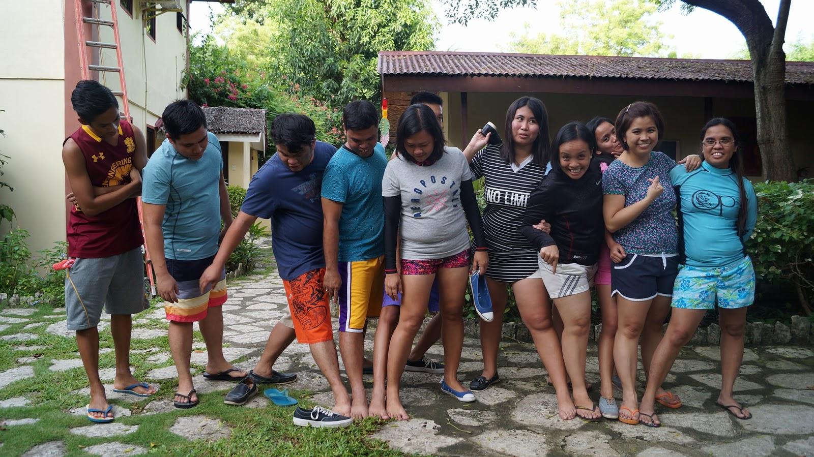Cebu Teambuilding Facilitators Network