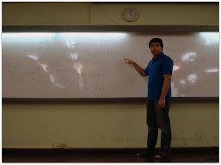 ป.โท วิศวกรรมไฟฟ้า เป็นผู้ช่วยสอน & พี่ติวประจำที่ม.ขอนแก่น