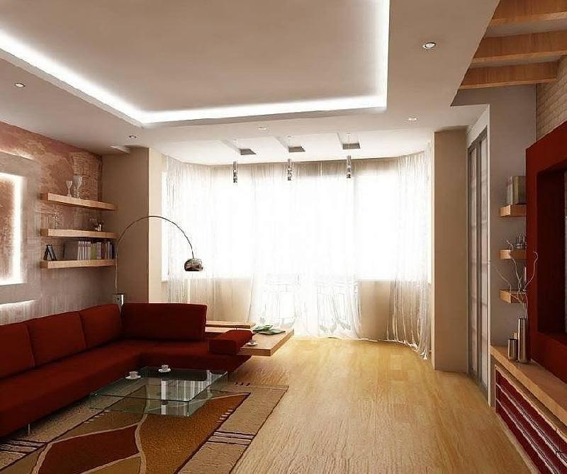 Arquitectura dise o interior luz difusa - Iluminacion indirecta led ...
