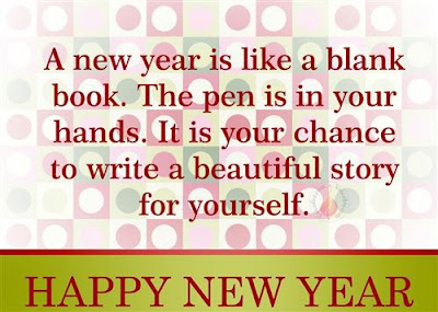 New Year in Different Language,