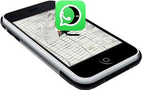 WhatsApp's Live Location
