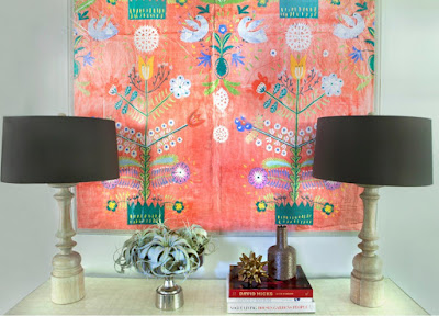 wall Tapestry ideas, wall hanging ideas, pink tapestry