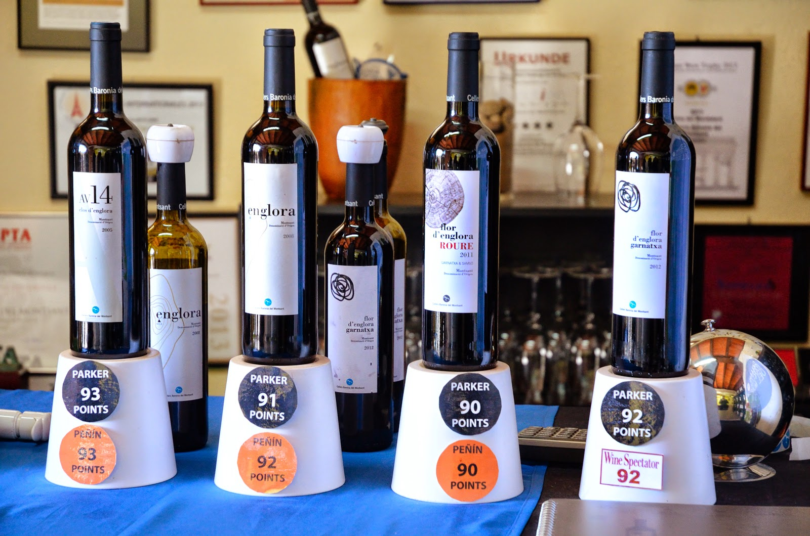 D.O Montsant wines