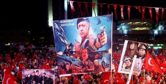 Αντιαμερικανισμός αλά Τούρκα και η αγαπημένη τους συνωμοσιολογία