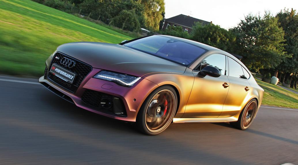 Audi Rs7a