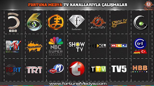 TV LOGO JENERİK