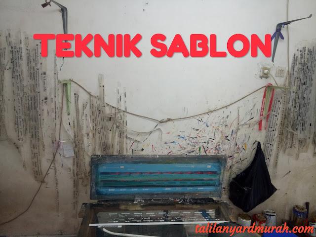 Pusat cetak tali lanyard satuan harga murah di Jakarta