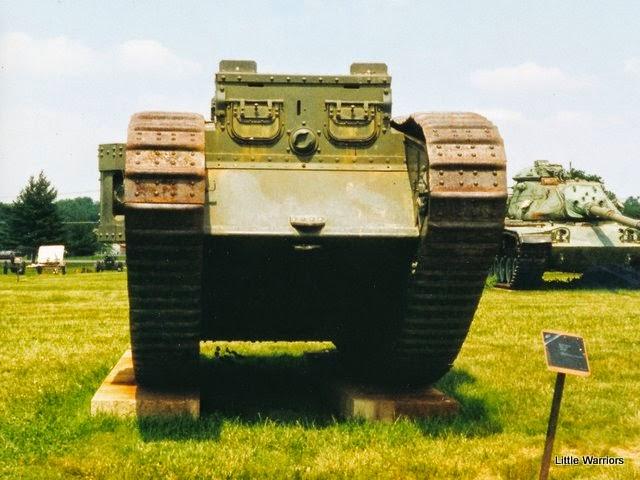 Mk IV Female tank