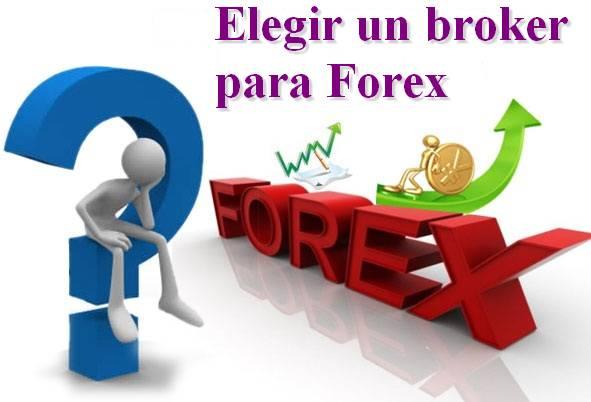 Broker forex españa