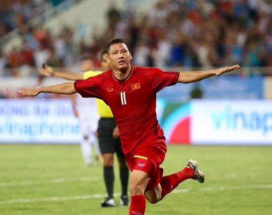 Cầu thủ trẻ Nguyễn Anh Đức
