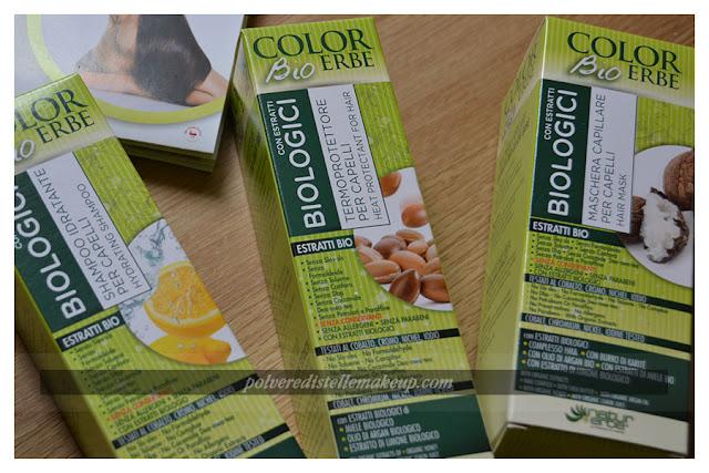 prodotti per capelli naturerbe