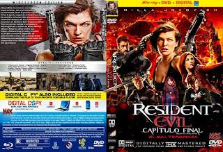 Resident Evil 6 V2 Maxcovers