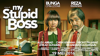 Download My Stupid Boss (2016) Bluray Subtitle Indonesia
