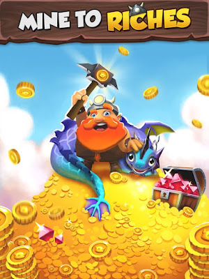 Tiny Miners – Idle Clicker v2.3.4 Mod Apk Update Terbaru Full Version Unlimited Gems