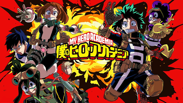 Download OST Opening Ending Anime Boku no Hero Academia 2nd Season
