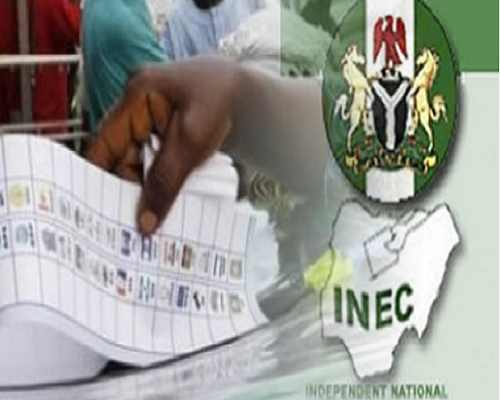 INEC ballot papers