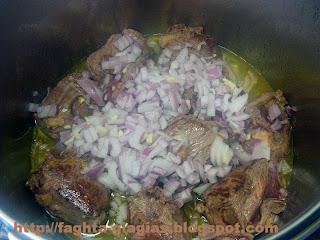 Τα φαγητά της γιαγιάς - Μοσχάρι αλα κρεμ