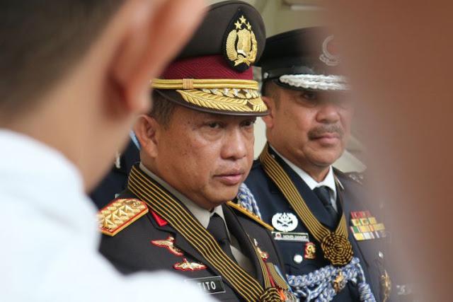 """Kapolri: Pidato Prabowo Bisa Jadi """"Wake Up Call"""" Persatukan Nusantara"""