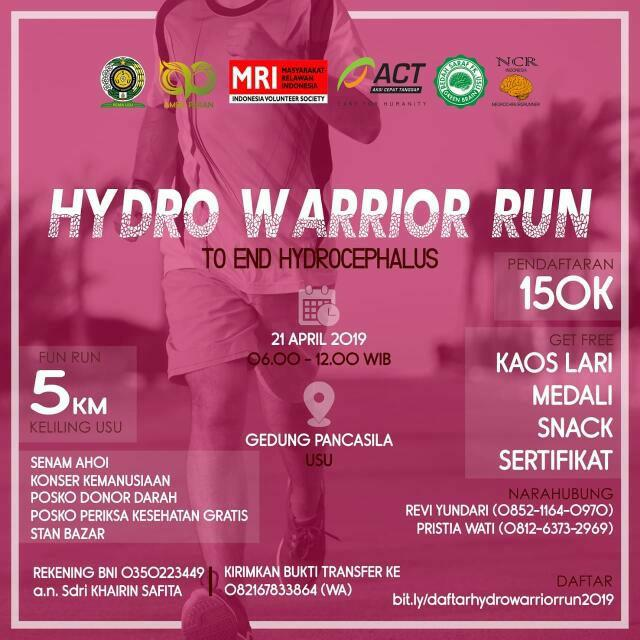 Hydro Warrior Run • 2019