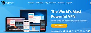 Kode Diskon 50% VPN Premium : VyprVPN