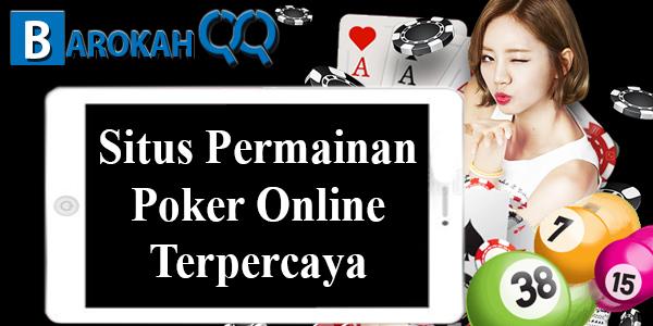 Situs Permainan Poker Online Terpercaya