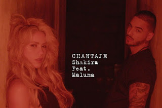 Shakira - Chantaje (Ft. Maluma)