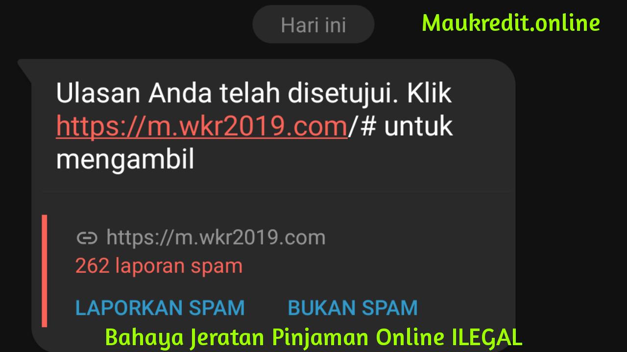 Cara Menghindari Jeratan Pinjaman Online Ilegal Mau Kredit Online