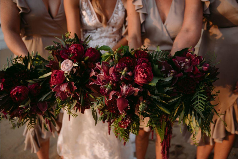 portsea hotel wedding melbourne jessica prince photography florals bridal gown australian designer