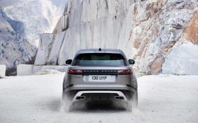 New 2018 Range Rover Velar SUV Hd Image