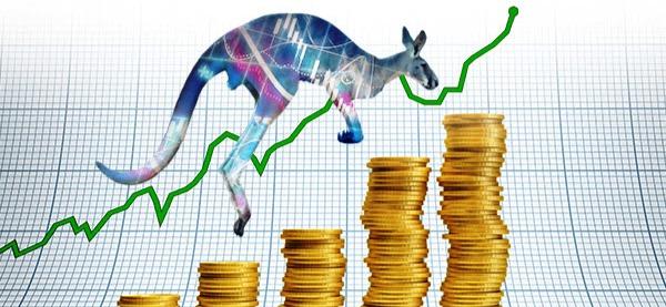 توقعات بدفعه ايجابيه للدولار الاسترالى تزامنا مع إعلان بيانات العمل الأسترالية
