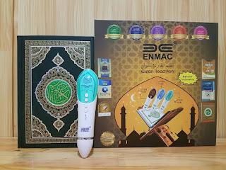 PQ 99 Al Quran Digital Read Pen Bahasa Indonesia