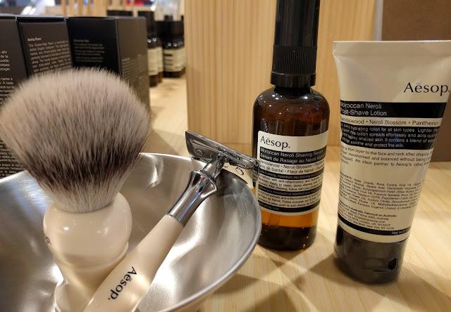 Aesop Skincare Vancouver Pop Up
