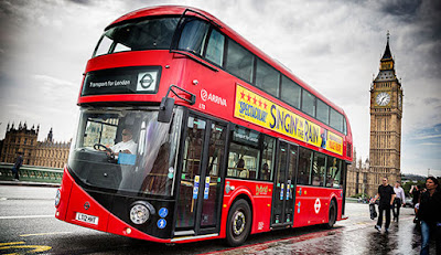 London buses now powered by new fuel, coffee