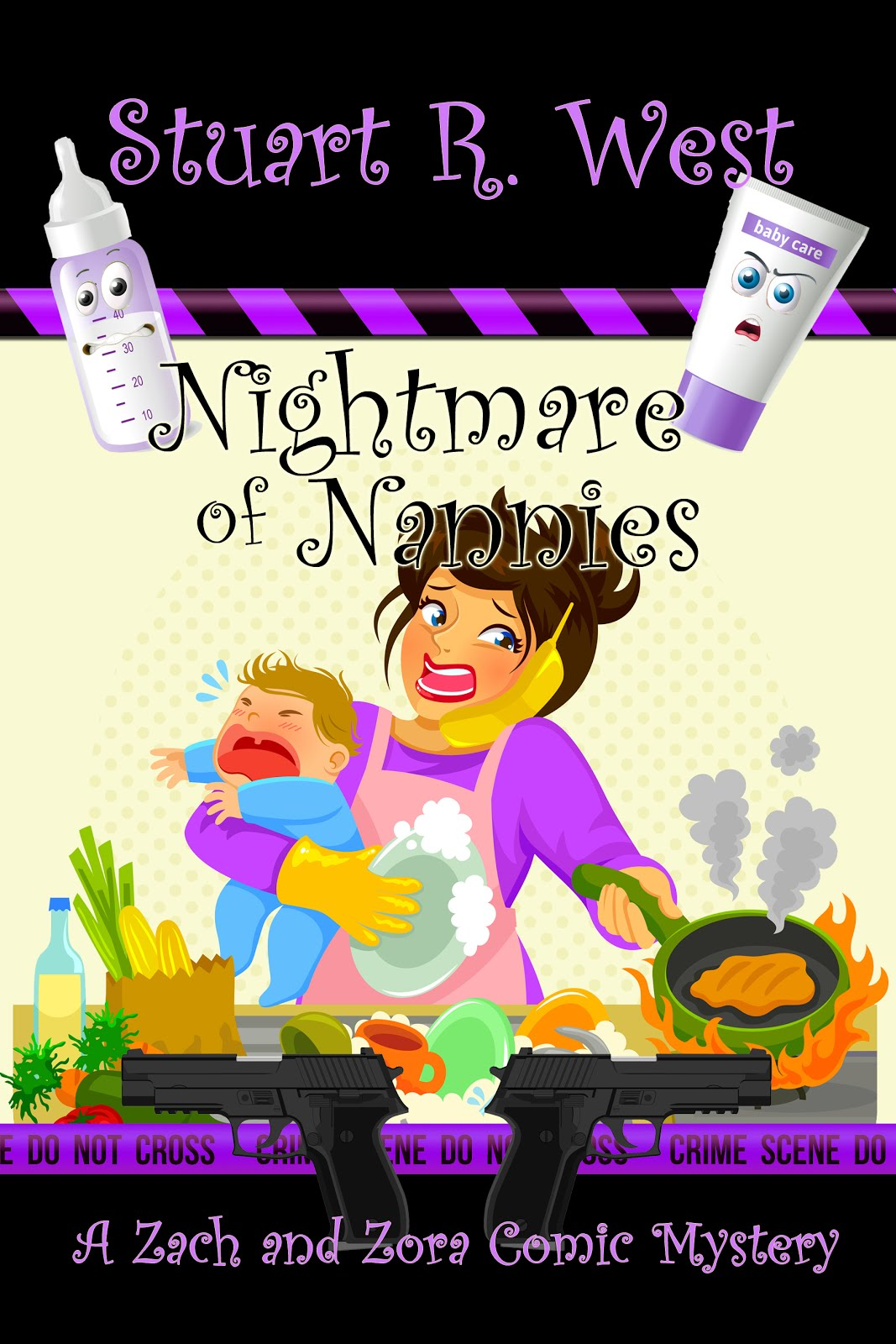 Nightmare of Nannies