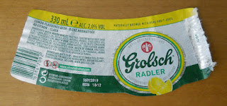 cerveza Grolsch Radler