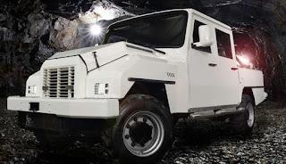 Yeni yerli kamyonet Talpa