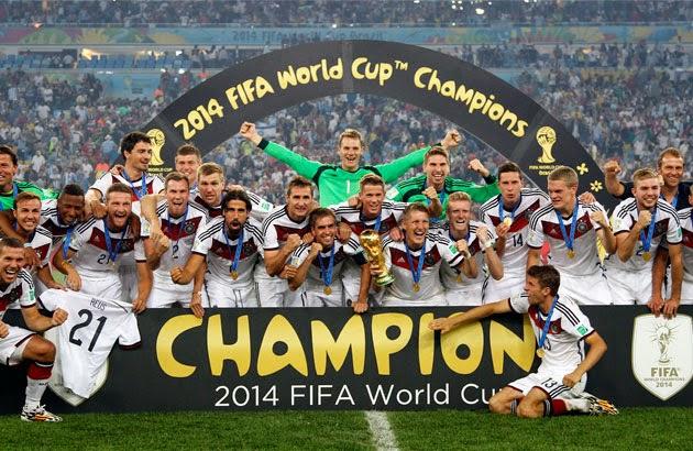 Deutschland Wm Team