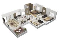 تحميل برنامج سويت هوم  Download Sweet Home 3D 6.0