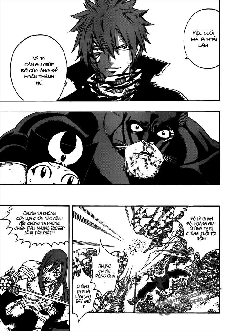 Fairy Tail Chap 191