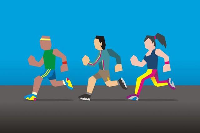 Lari adalah olahraga sia-sia buat turunkan berat badan! Ini alasannya