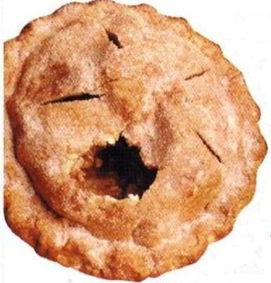 Dick In Pie