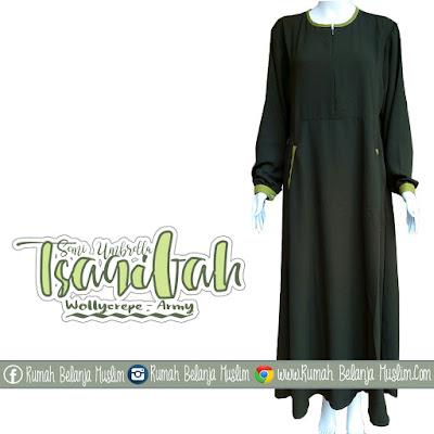 Gamis Muslimah Tsaqifah